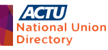 ACTU National Union Directory